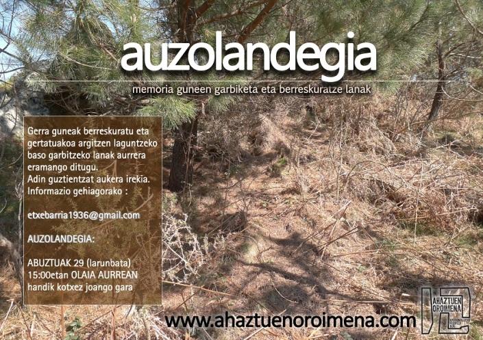 AUZOLANDEGIA